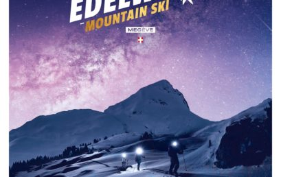 NEW EVENT # SKI DE RANDO # EDELWEISS