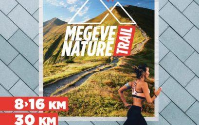 Le Megève NATURE Trail !!!